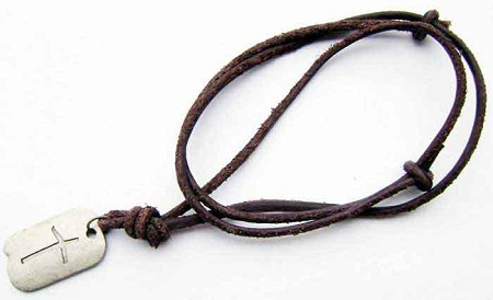 necklace leather cord
